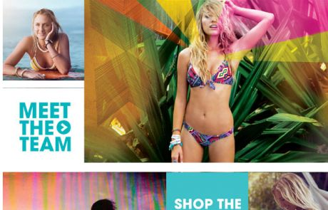 Billabong (Girls) Welcome Email