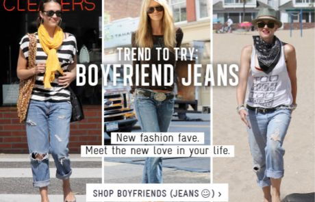 Jeanswest Email - The Boyfriend Jeans