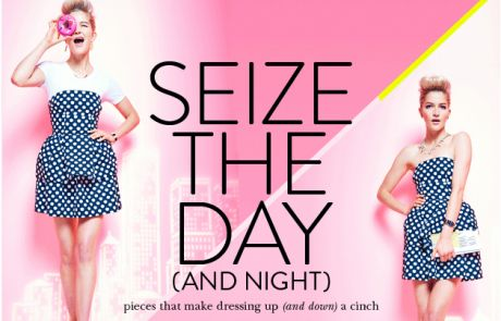 Kate Spade Animated GIF - Seize the Day, and Night