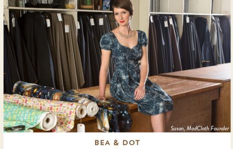 ModCloth Standout Email - Meet our own brand new line