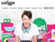 Smiggle Welcome Email