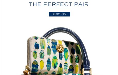 Tory Burch Animated GIF - The Perfect Pair