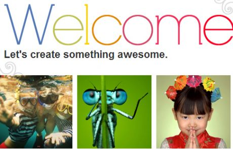 iStockphoto Welcome Email