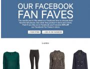H&M Social Engagement Email