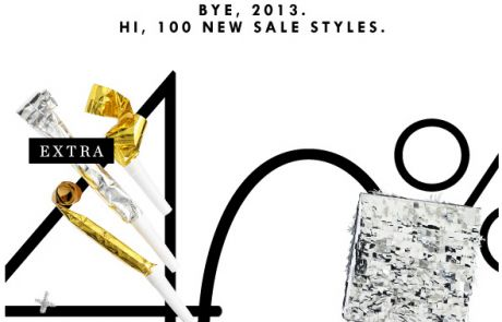 J.Crew: Confetti. Sparklers. 100 new styles on sale. (Standout Sale Email)