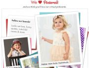 Zulily: Follow Our Boards (Social Engagement Email)