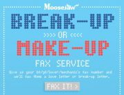 "Moosejaw Standout Email (""Make up or break up"") - February 10, 2014"