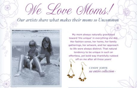 UncommonGoods Mother's Day 2014