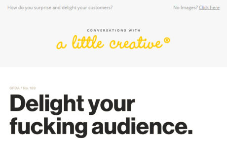 A Little Creative - Standout Email Copywriting