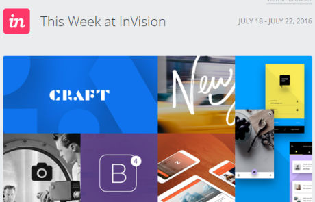 InVision - Standout Email Copywriting