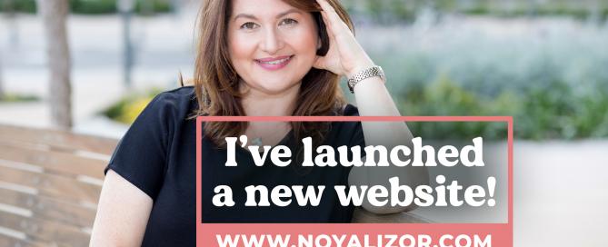 Noya Lizor new website: www.noyalizor.com